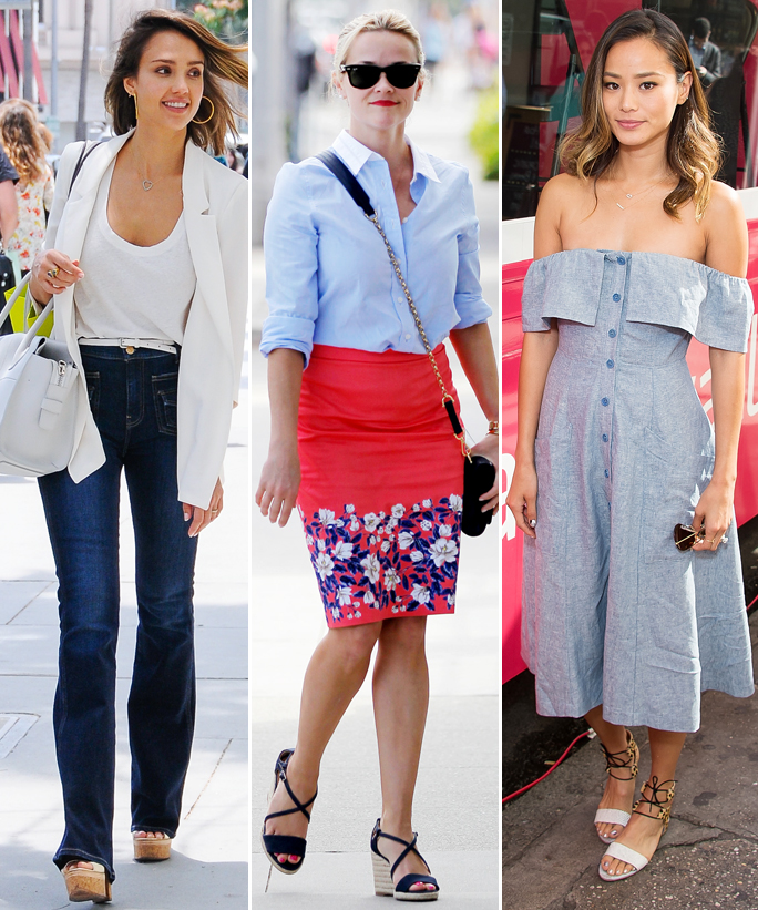 4th of July Outfit Ideas Inspired by the Stars | InStyle.com