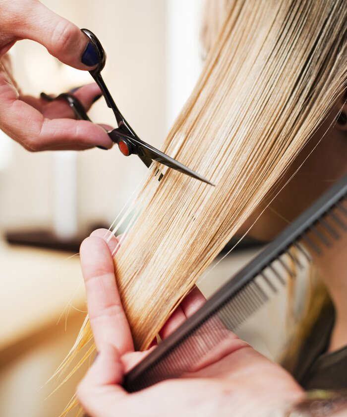 What to Do If You Don\'t Like Your Haircut or Color   InStyle.com