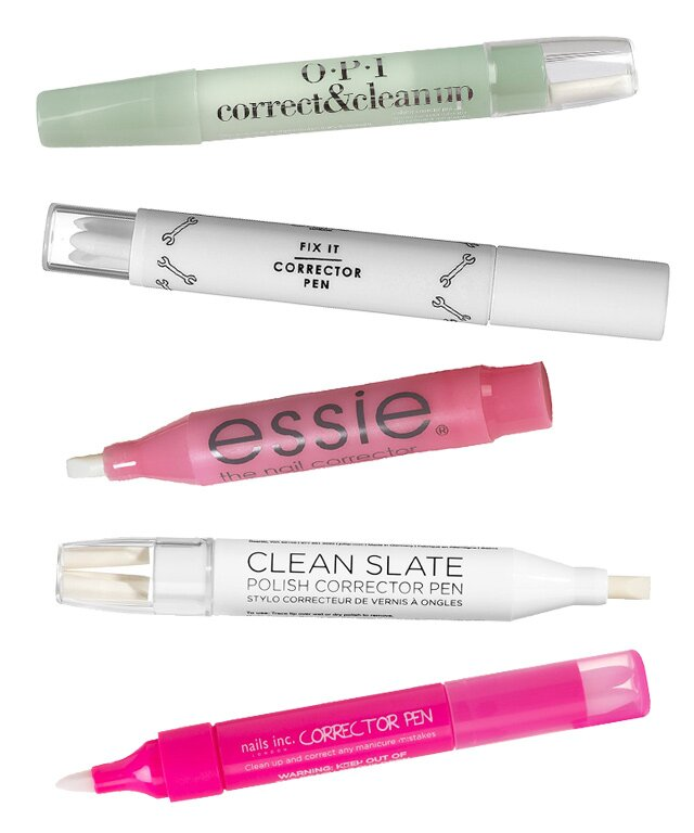 Nail Corrector Pens For a Mess-Free Mani   InStyle.com