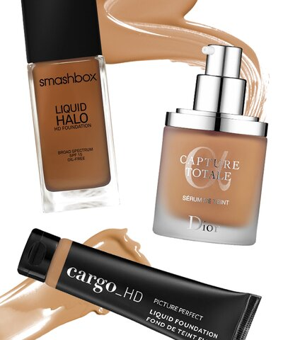 The Best Hd Foundations Ranked By Skin Type Instylecom