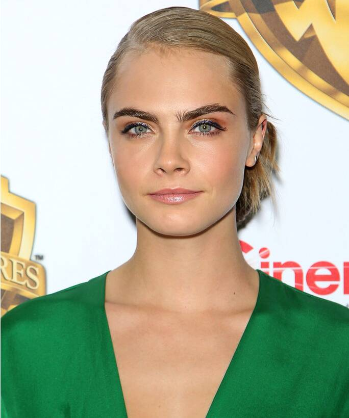 The Best Eyebrow Shade For Your Hair Color Instyle