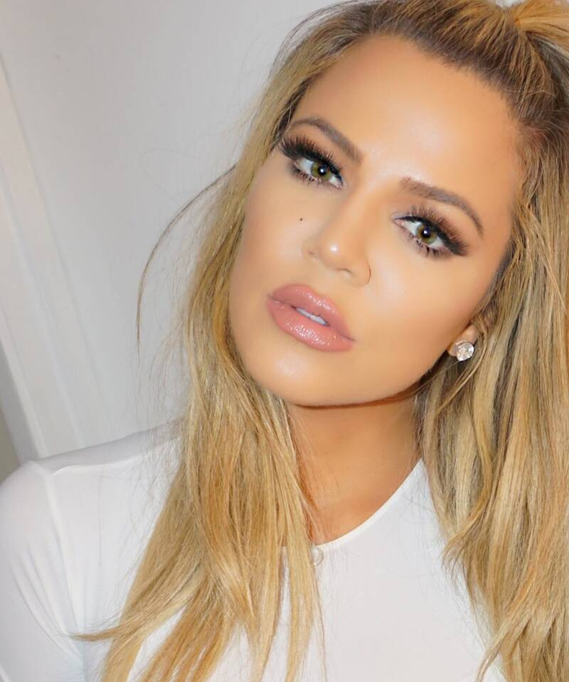 This Is How Khloe Kardashian Regrew Her Thinning Brows Instyle