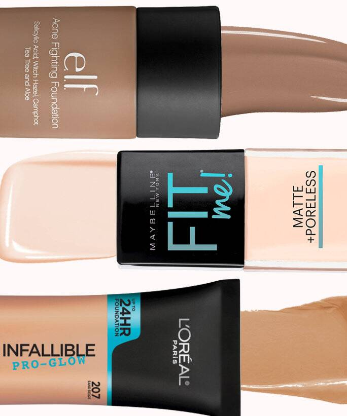 Best Drugstore Foundations Lead