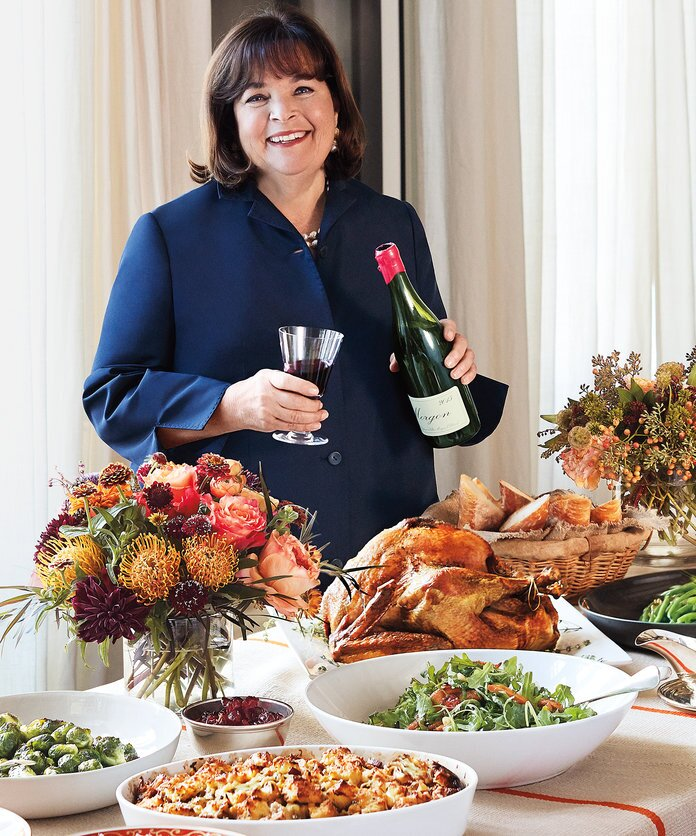 Ina Gartens Favorite Thanksgiving Recipes Instyle