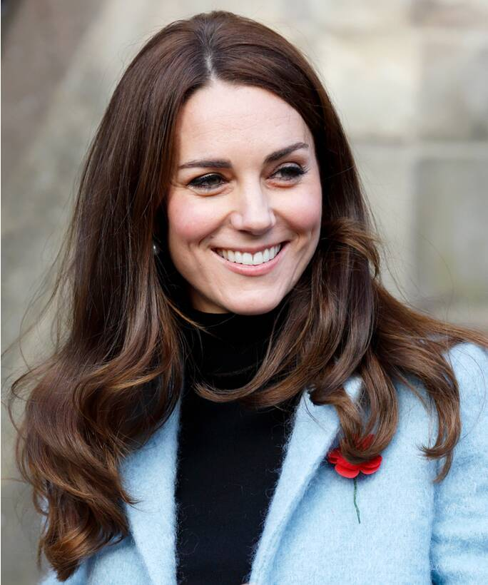 4 Things We Learned From Kate Middletons Hairstylist Instyle