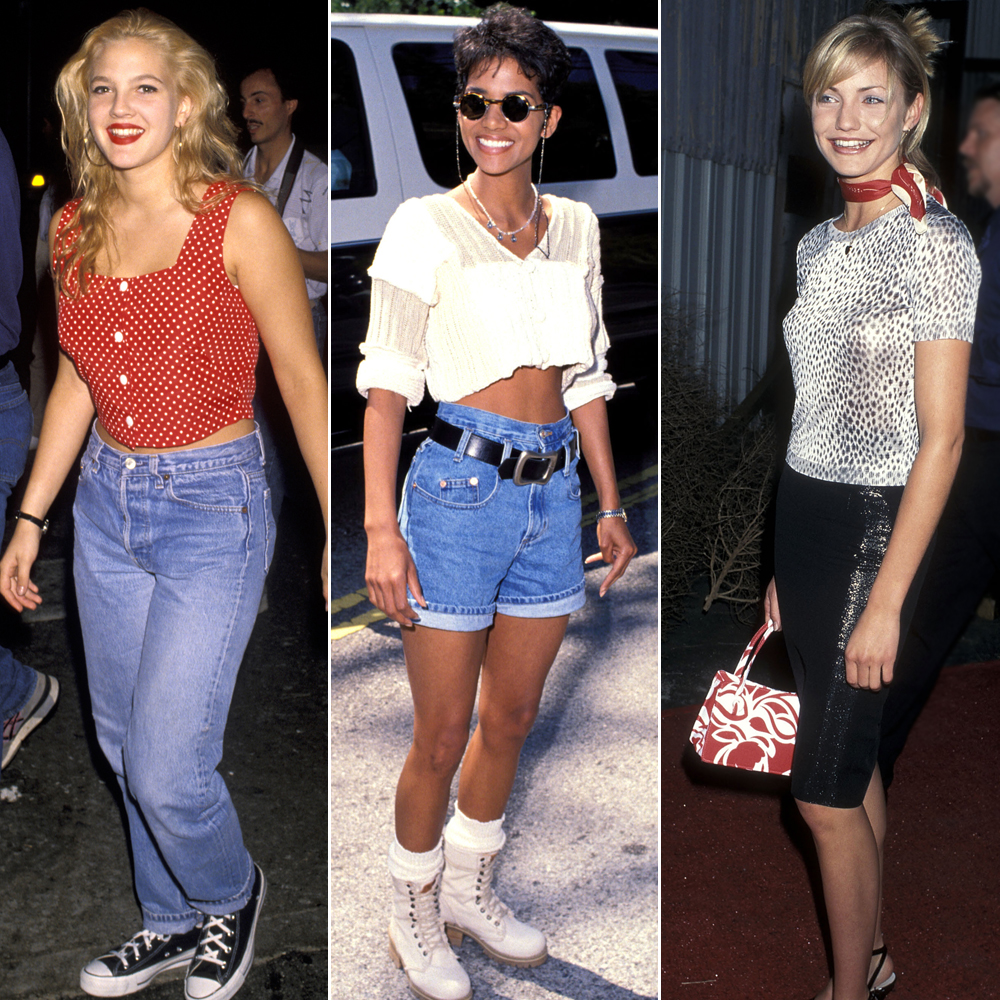Celebrity Looks From The 90s That Are Trends Again Today Instyle Com