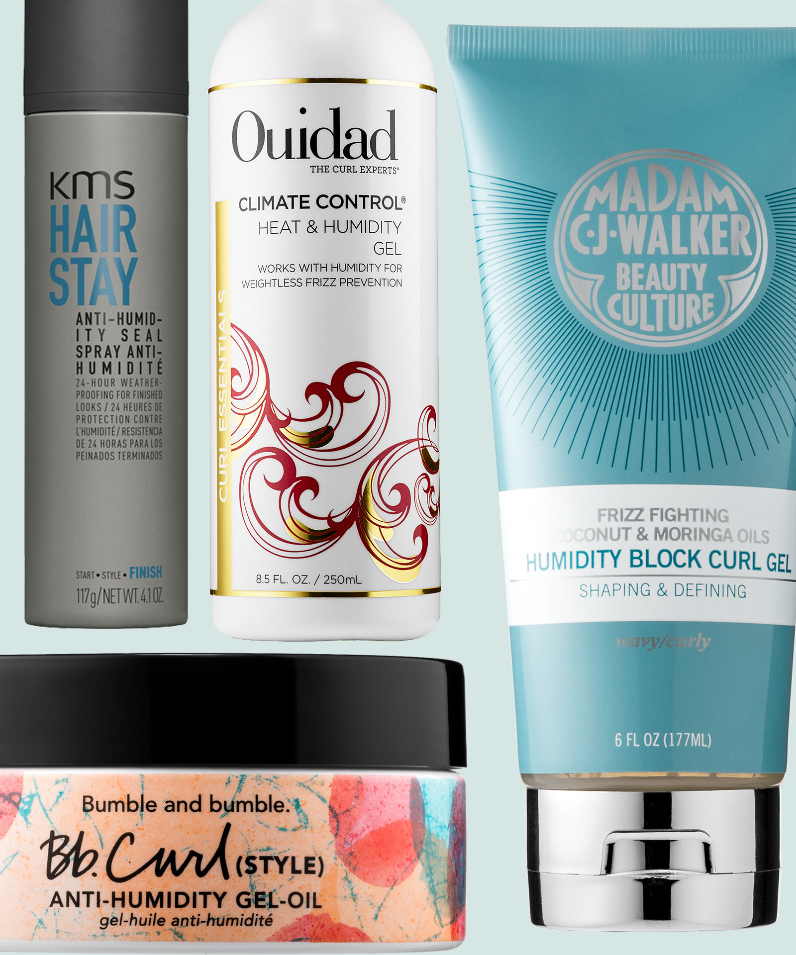 The 7 Best Humidity Proof Hair Products Instyle Com