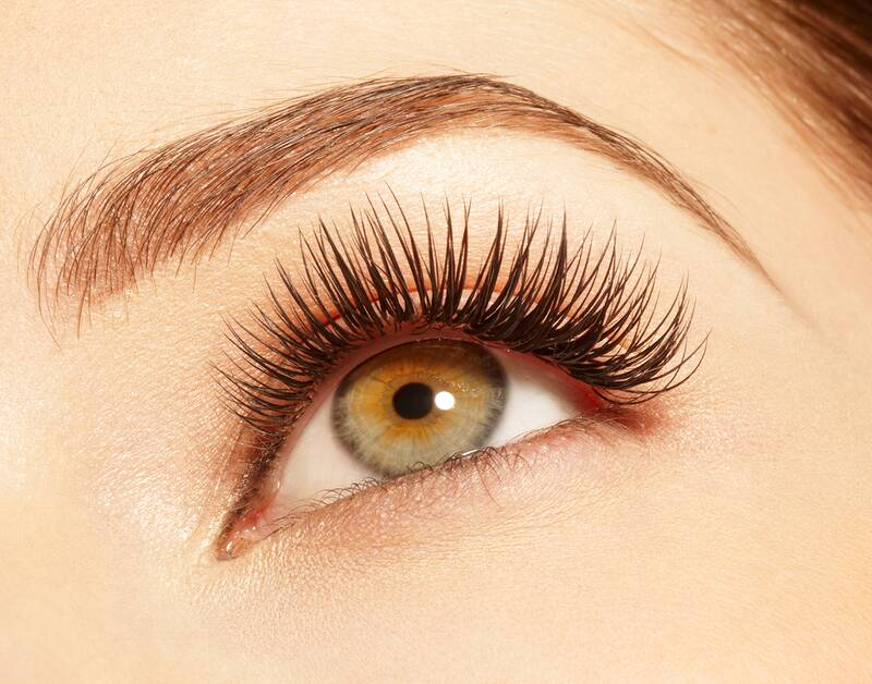 How To Recover From Lash Extensions Instyle