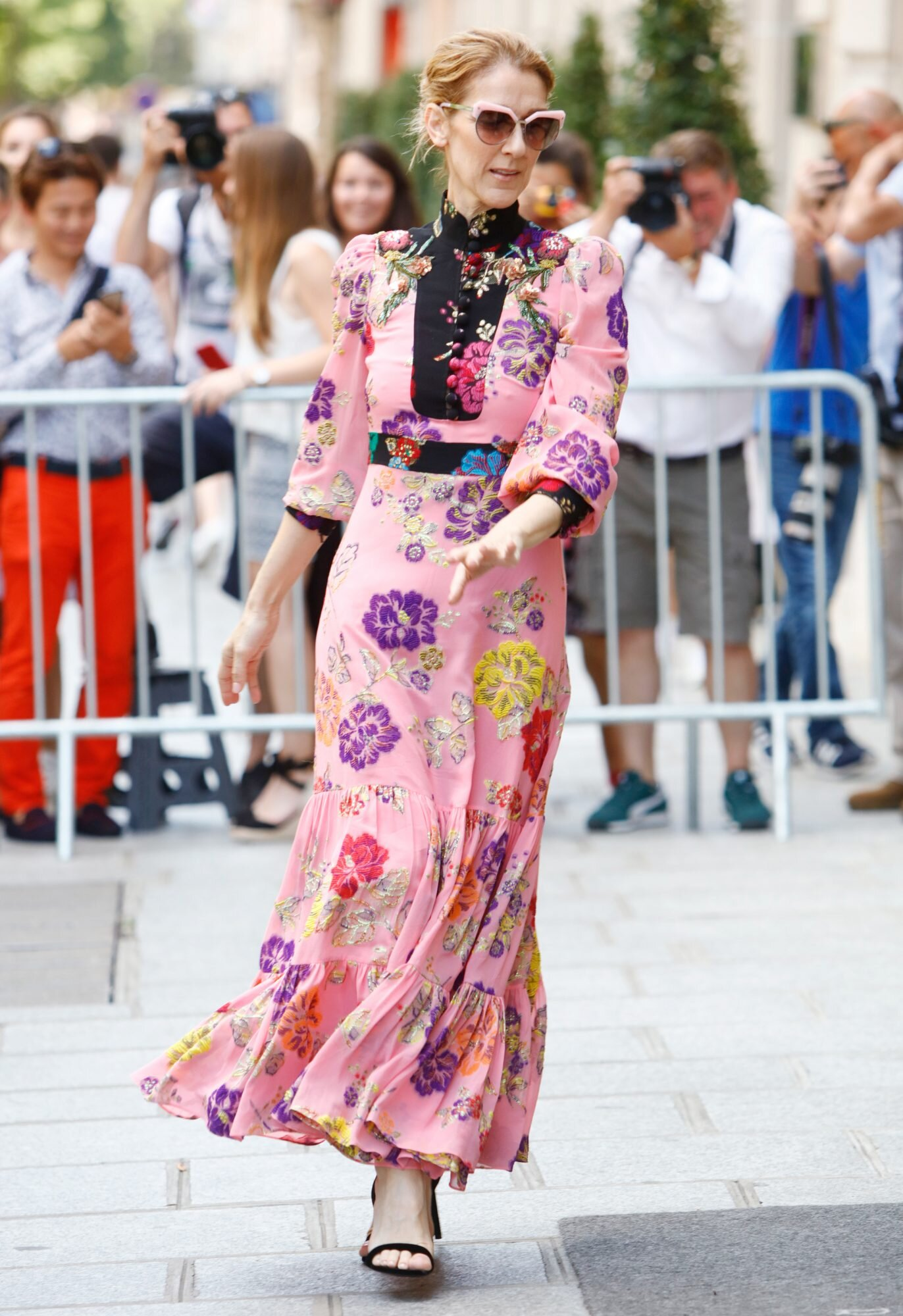 47db1d9db09 A Look at Celine Dion s Fabulous Fashion Transformation