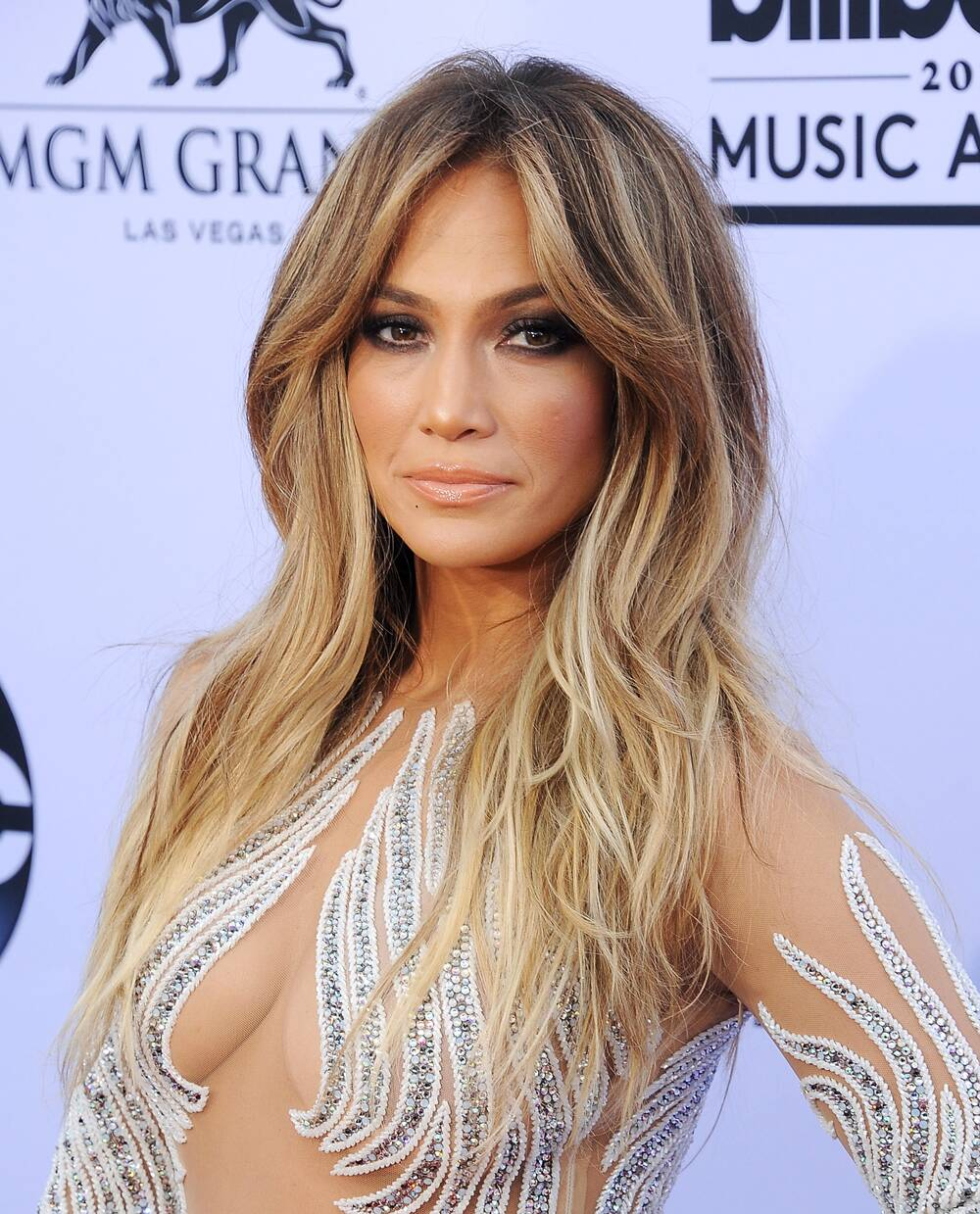 Bangs Layered hair Hairstyle Long hair - jennifer lopez png download ...