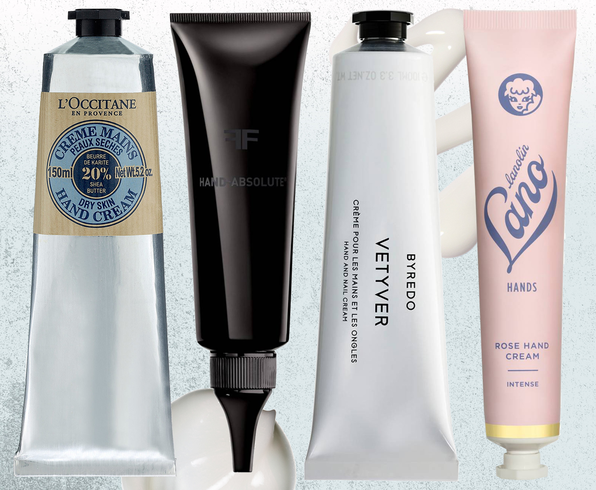 The Best Moisturizing Hand Creams For Winter Instyle Com
