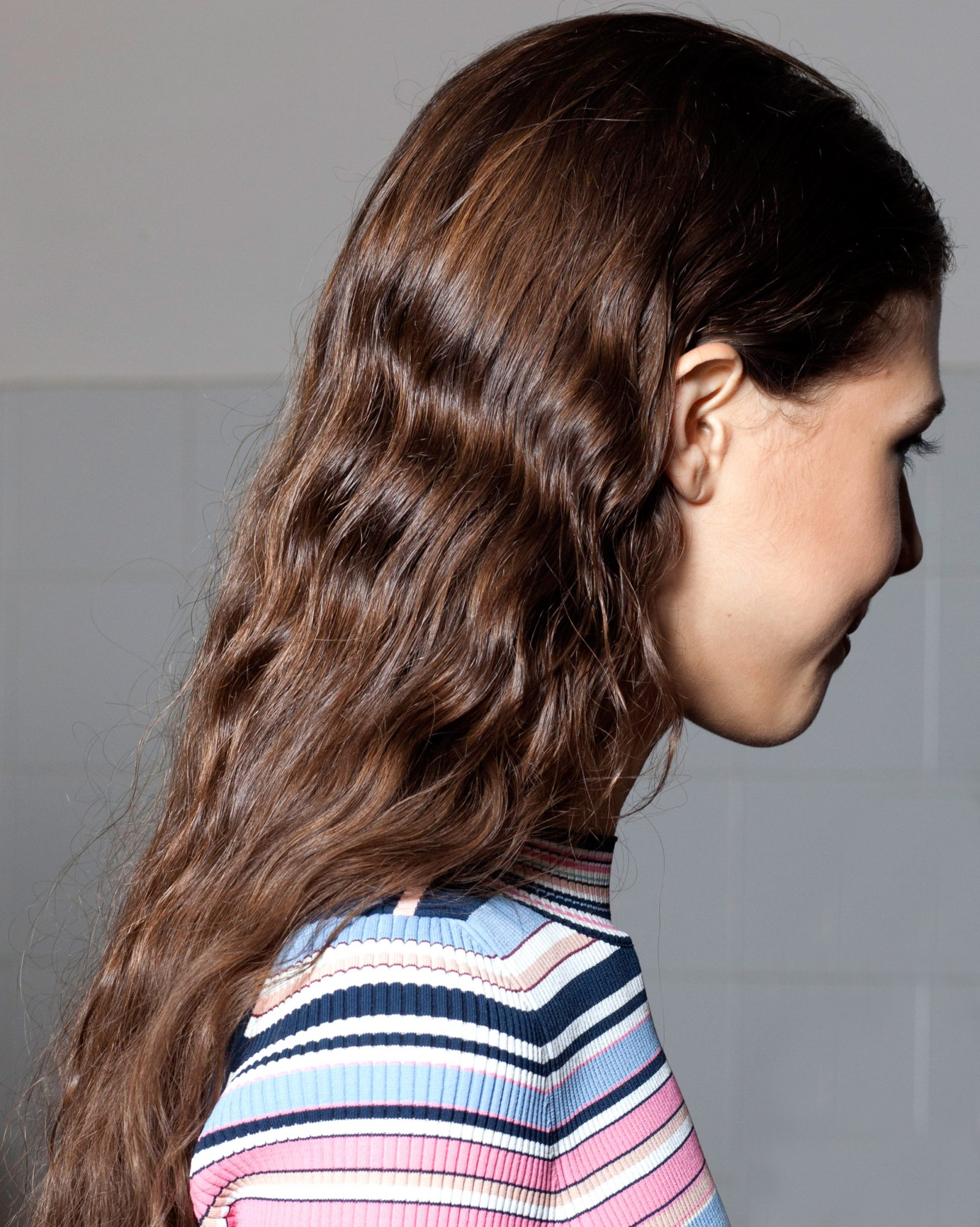 Blue Shampoo For Brown Hair How To Get Rid Of Brassiness Instyle Com