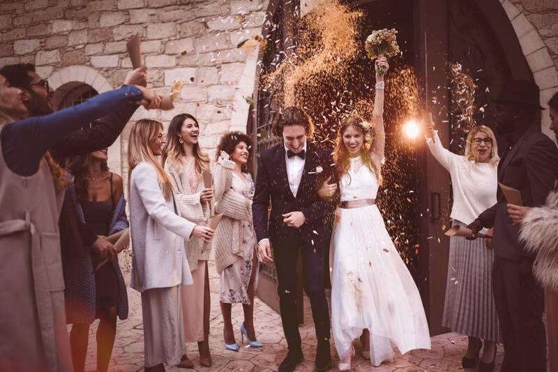 What To Wear To Every Type Of Wedding Instyle