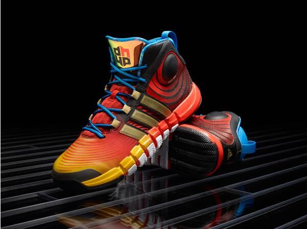 innovative design cc85a 03d12 Adidas unveils D Howard 4 signature shoe for Rockets Dwight Howard