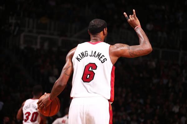 quality design 99fe1 bbca4 Photos: Miami Heat, Brooklyn Nets debut 'nickname jerseys ...