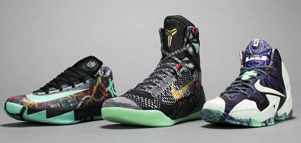 1bd2c0e1c6c2 Nike unveils 2014 All-Star Game sneakers for LeBron James