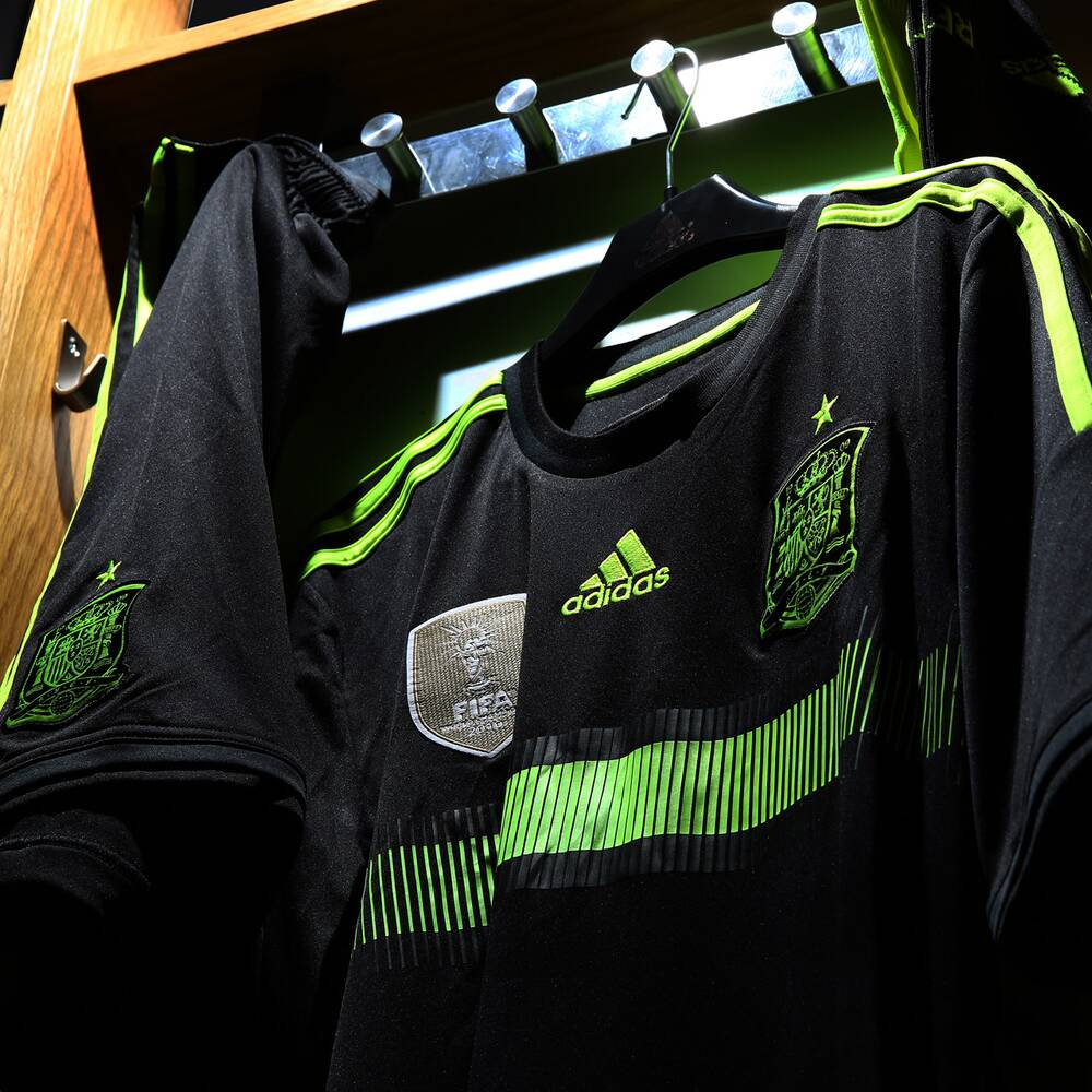 71d9a5b7fa2 Photos  Adidas reveals  away  World Cup kits for Germany