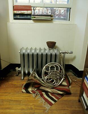 Peterson said Finch kept very little in his Harvard room, most notably a French horn.