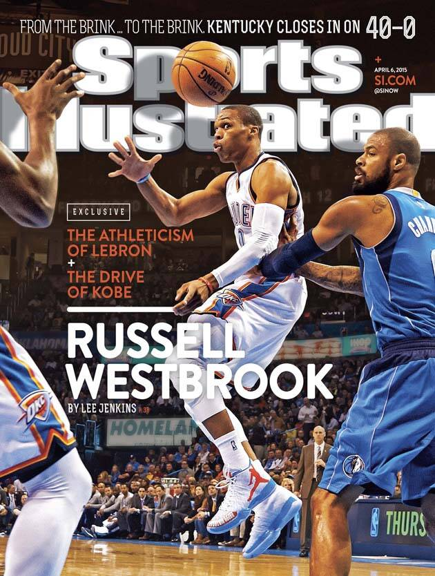 OKC s Westbrook is unstoppable triple-double machine. Greg Nelson for Sports  Illustrated 12f653a5e21c