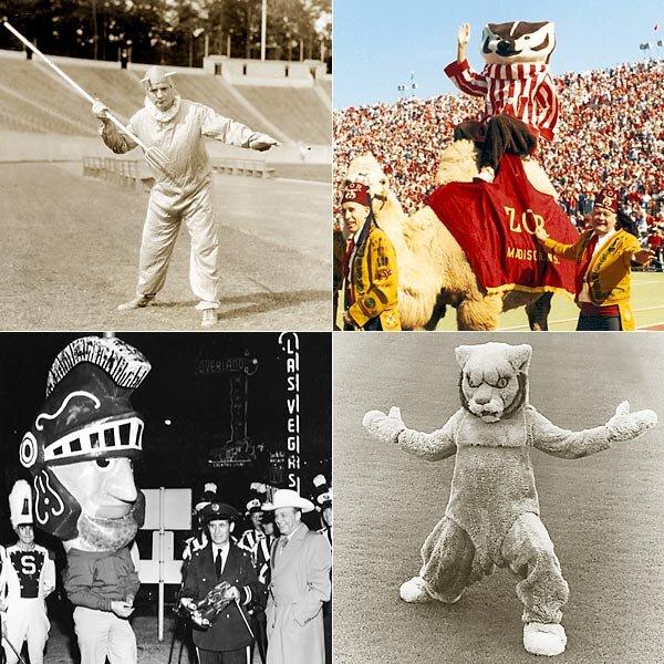 Final Four Mascot History Of Duke Kentucky Michigan State