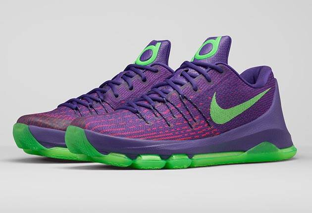bd2f66988477 Kevin Durant uses MVP suit as inspiration for Nike KD8 colorway