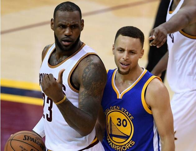 The Warriors and Cavaliers will play Game 7 on Sunday e62a1c3d1