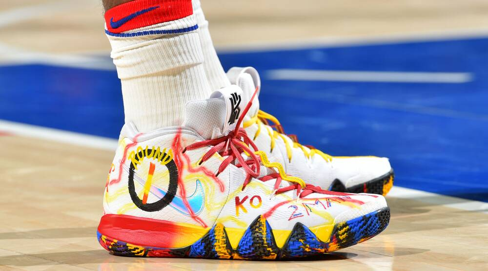 a45d58f31ff6 Best Sneakers From the 2018 NBA Playoffs