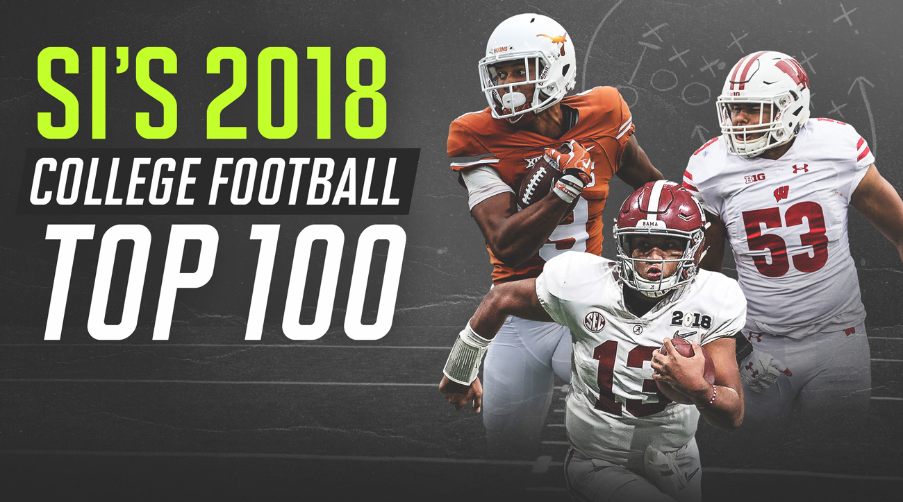 College football Top 100