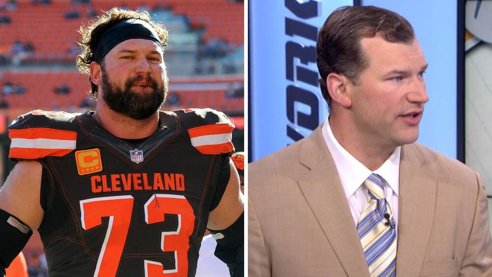 free shipping d78ca ad73f Joe Thomas weight loss: Browns LT down 50 pounds | SI.com