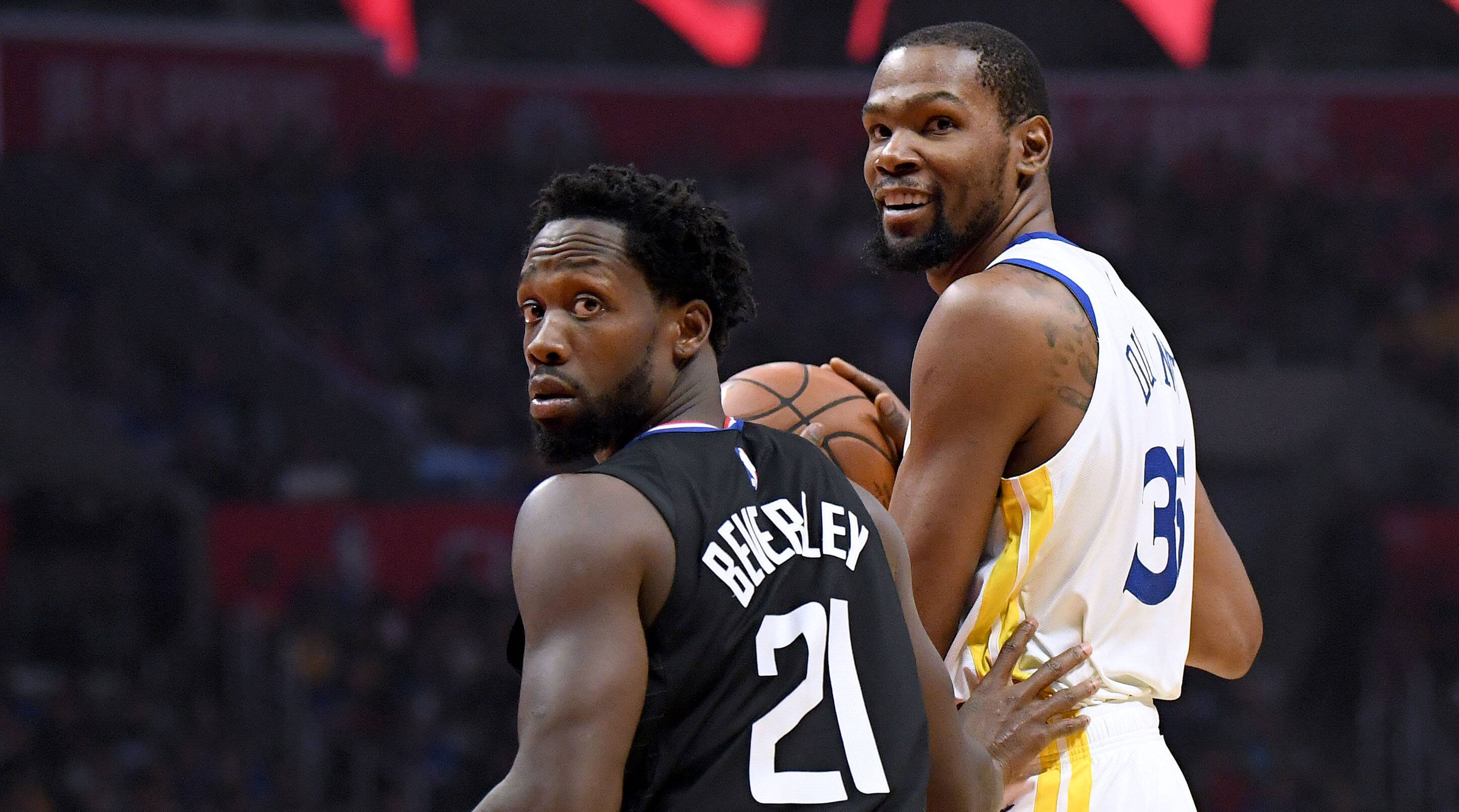 f84dc2cf622 Kevin Durant Chooses to Crush the Clippers Rather Than Toy With Them