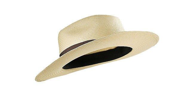 Proper golf hats golf head linesin this age of the logo festooned baseball cap and visor nothing makes altavistaventures Images