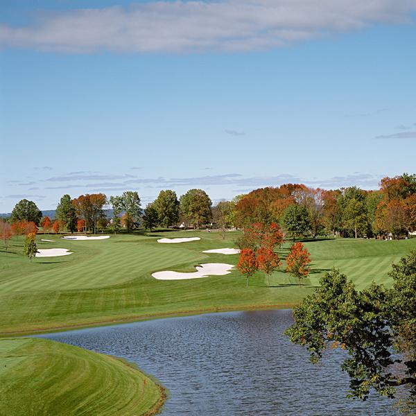 trump national golf club bedminster bedminster n j opened 2004 architect tom fazio par 72