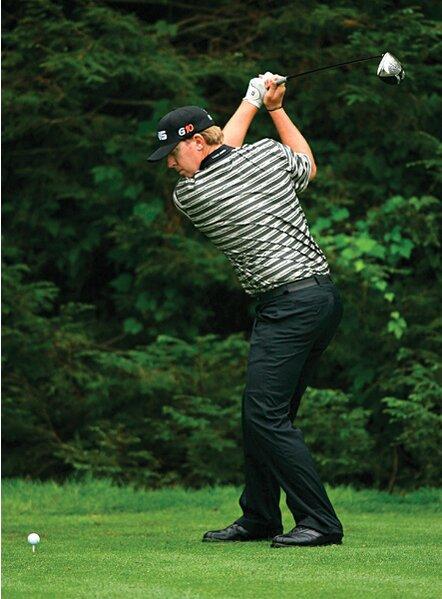 Hunter Mahan Swing