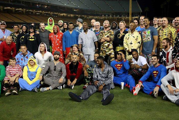 chicago cubs pajama party si com