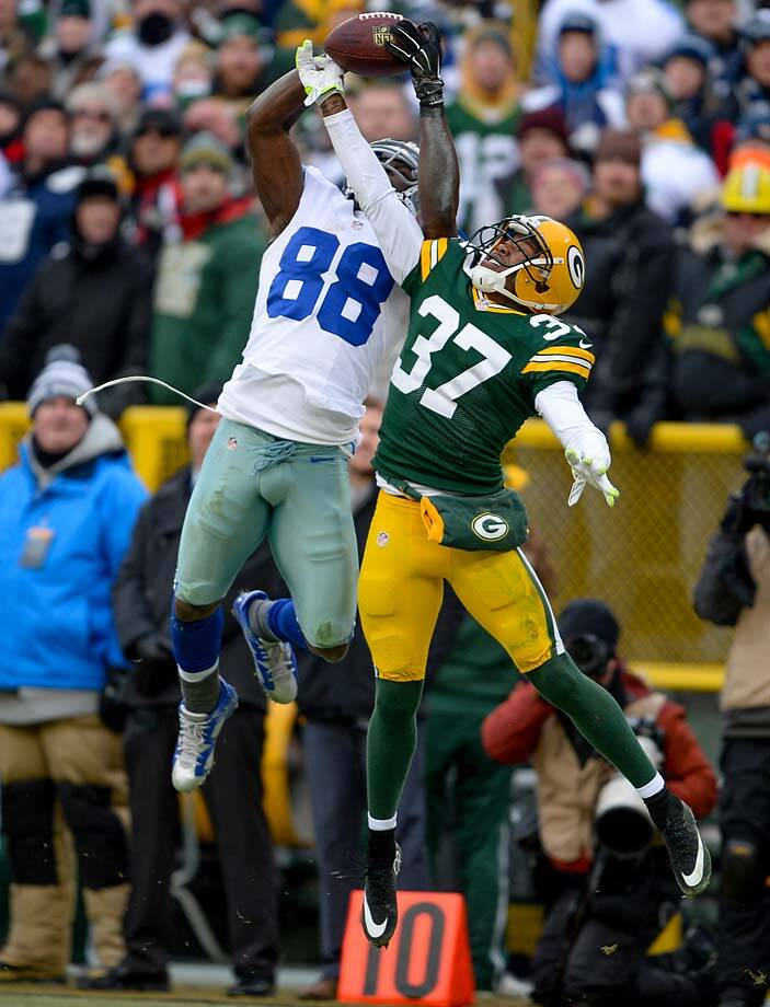 Dez Bryant S Catch Non Catch Si Com