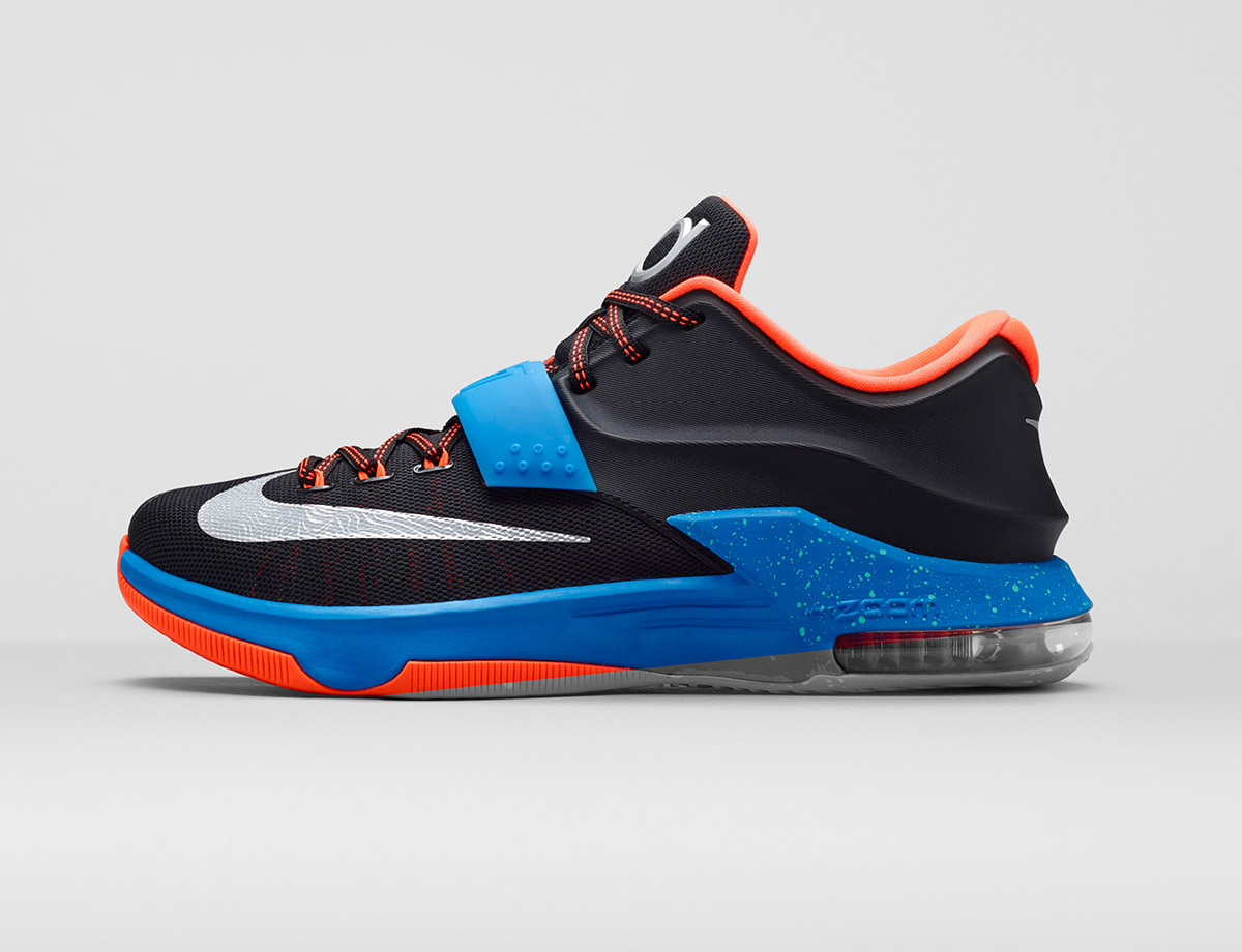 KD7 - Signature of Kevin Durant
