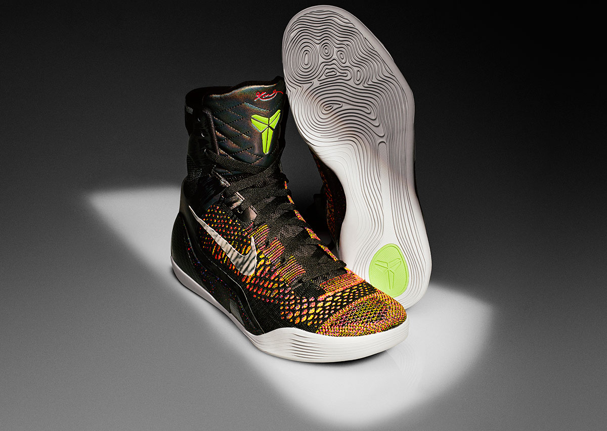 Kobe 9 Elite - Signature of Kobe Bryant
