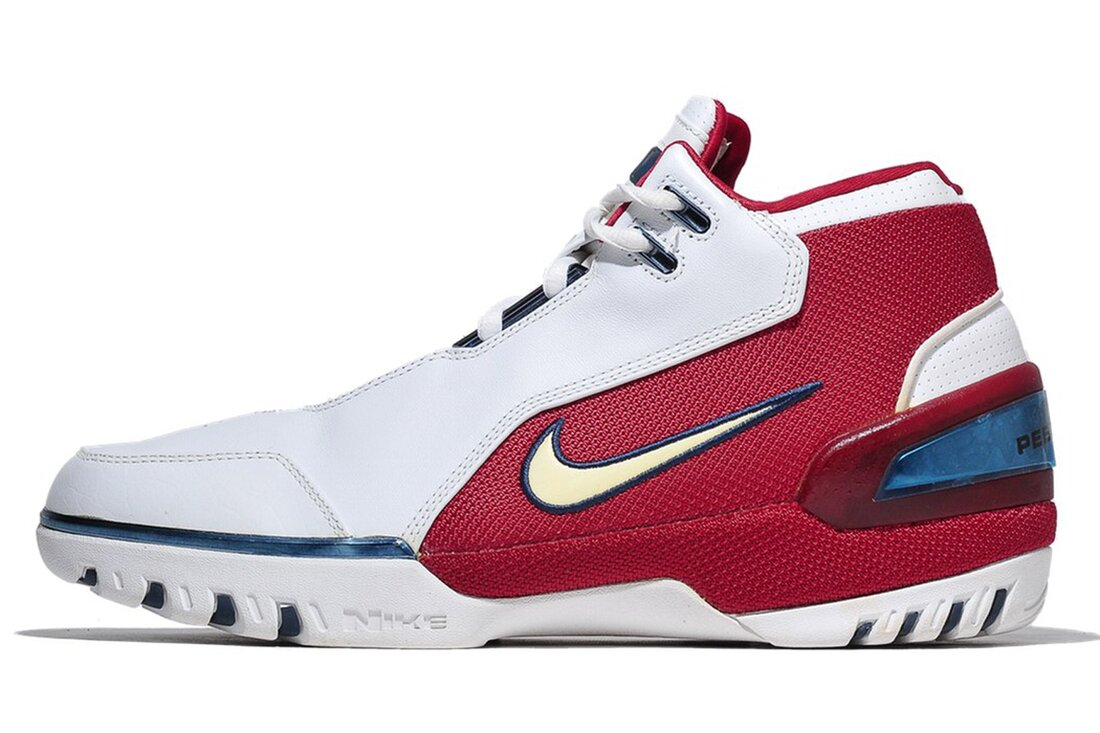 Now Affectionately Known As The Lebron 1 Inspiration Designer Eric Avar Drew Was From