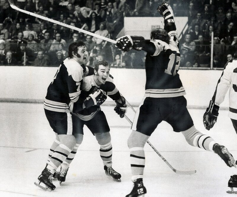 The Big Bad Bruins  explosive trio of the late 1960s and mid- 70s 6cde25613