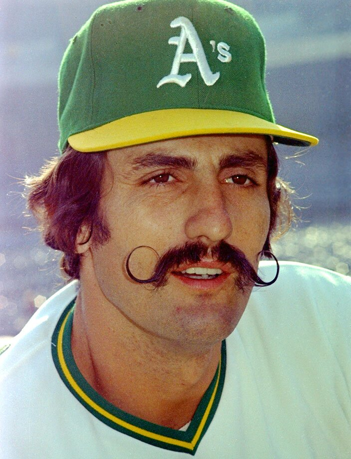 Memorable Mustaches in Sports | SI.com