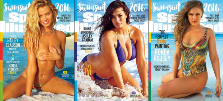 8115ae8dc7e3e SI Swimsuit 2016 Cover Models