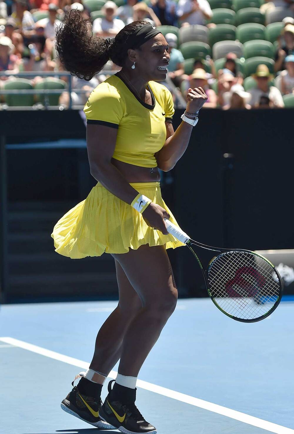 53c2210d36e8 Here's a reverse chronological look at Serena Williams's fashion at grand  slam events over the years