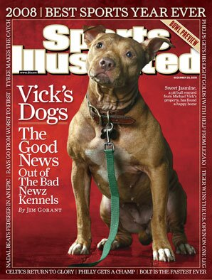 what happened to michael vick s dogs si com since being rescued 20 months ago from the dogfighting ring financed by michael vick all but a few of the abused pit bulls have been recovering in