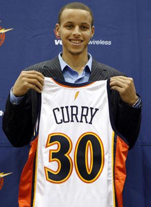 kurii Ann Killion: Rookie Stephen Curry gets rude awakening in Warriors
