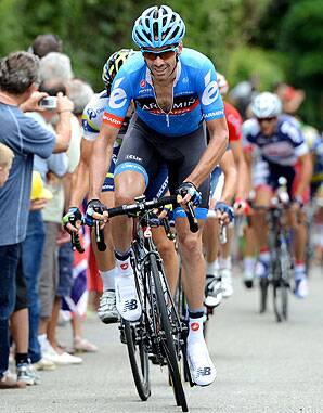 David Millar was one of four British cyclists who won a stage in the 99th  Tour 96d38aa75