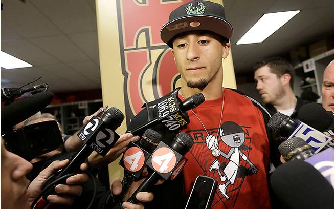 22e923620 Colin Kaepernick was the talk of the league in the second half of 2012,  going