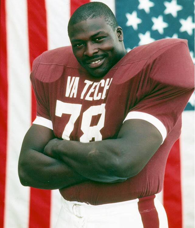 Image result for bruce smith virginia tech