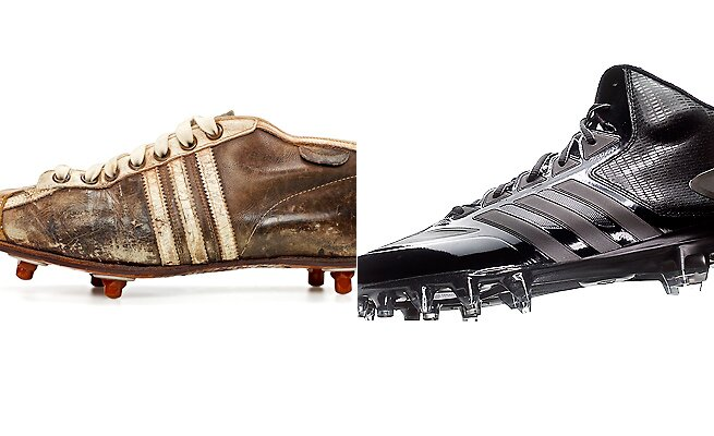 Cleats And The Technology Behind Their Design Have Come A Long Way In 88