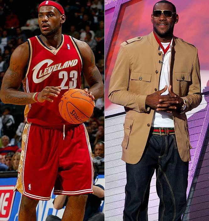 583bc7e1180 Best Dressed NBA Players
