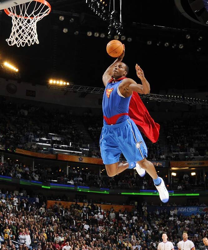 Orlandos Reliable Post Man Has Displaced Shaq As The NBAs Most Prolific Dunker